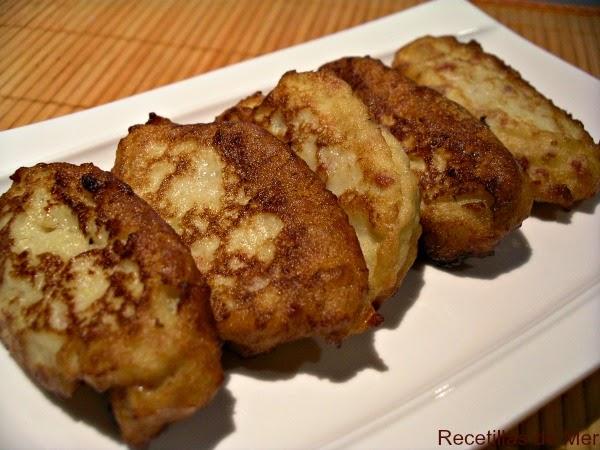 Recetillas de Mer: patatas huecas