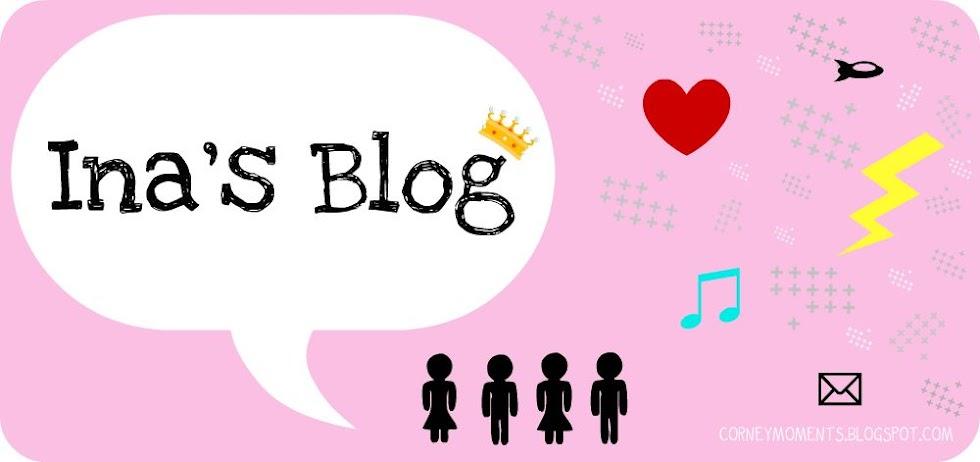 Ina's Blog ☆