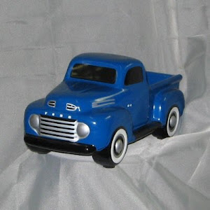 Ceramic Ford Pick Up