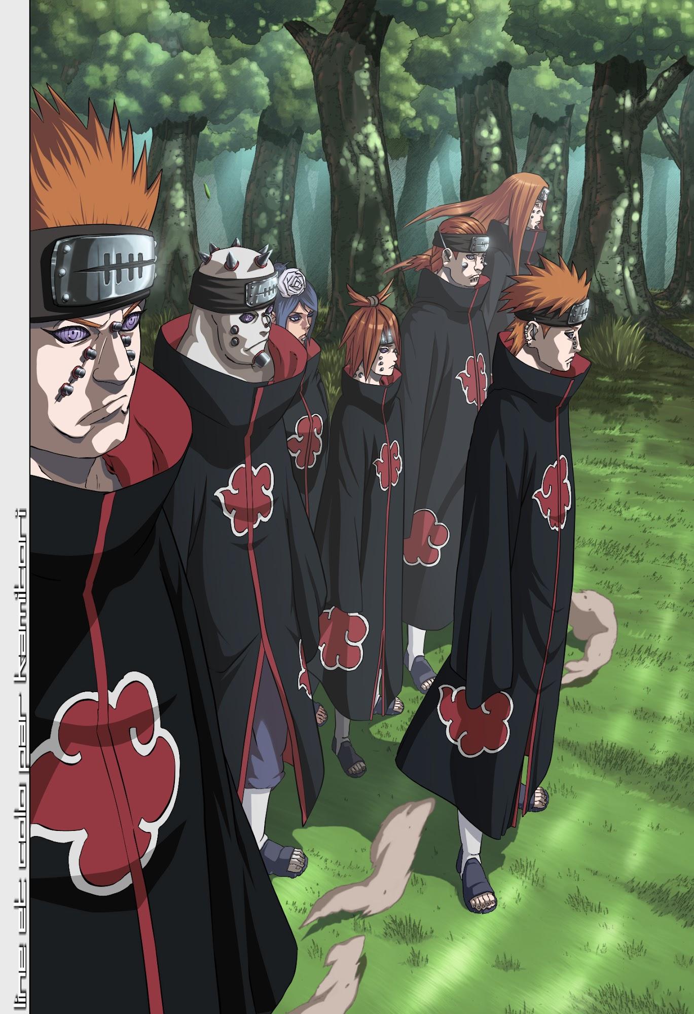 Naruto chap 582 Trang 18 - Mangak.info
