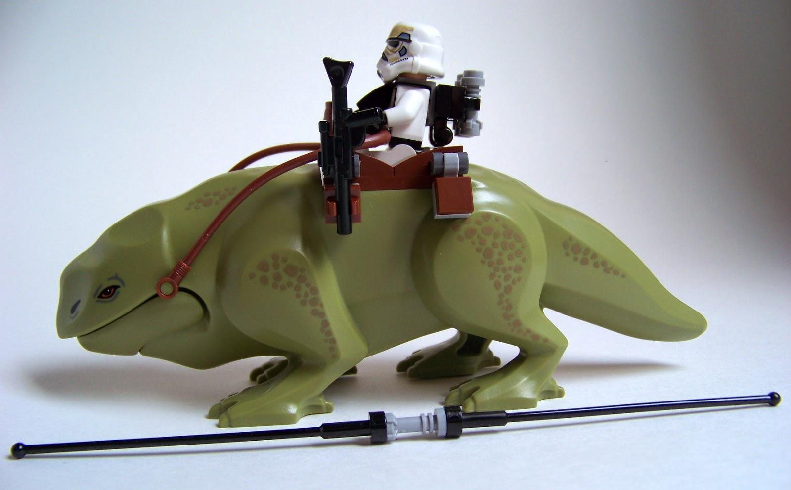LEGO Star Wars animal