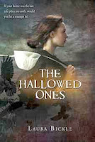 bookcover of THE HALLOWED ONES (The Hallowed Ones #1)  by Laura Bickle
