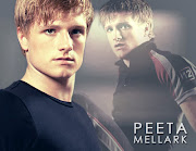 Peeta Mellark (The Hunger Games Trilogy by Suzanne Collins)