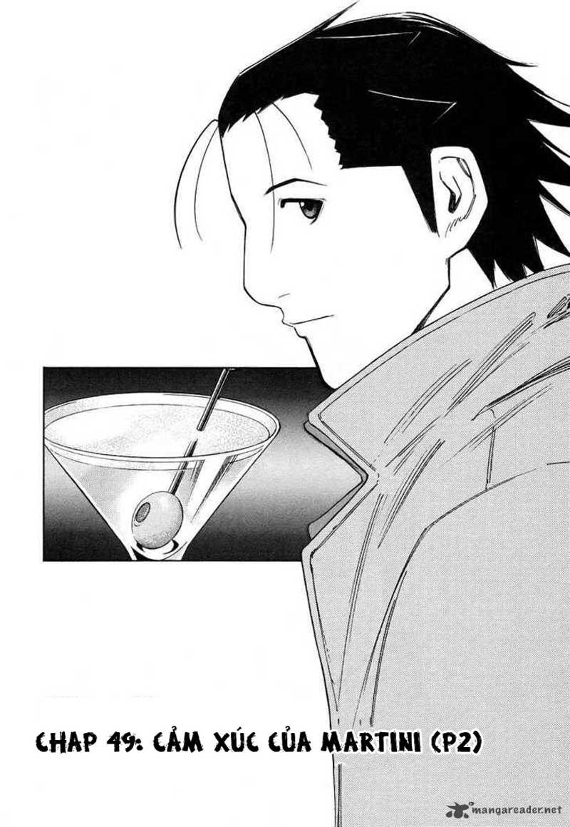 Bartender chap 49 Trang 3 - Mangak.info