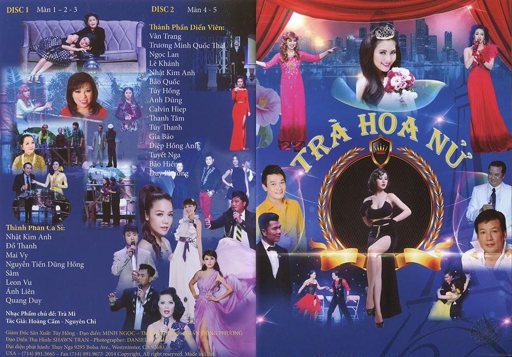 Thuý Nga DVD : Trà Hoa Nữ 2014