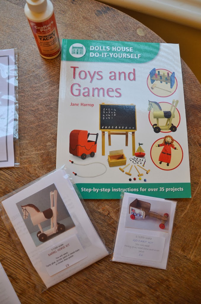 Doll mums blog thame dolls house miniatures fair glue book and kits bought from jane harrop solutioingenieria Choice Image