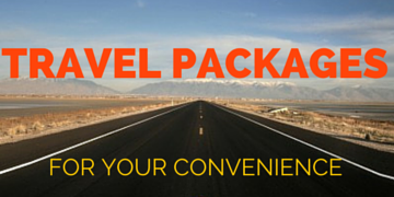 Round-Trip travel packages