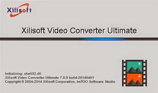 Xilisoft Video Converter converts popular video formats