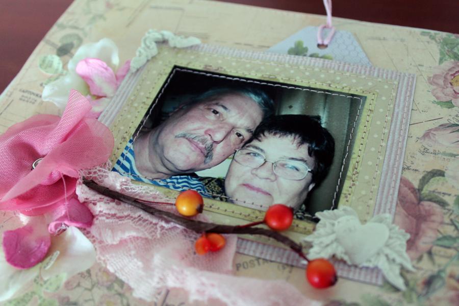 Подарок для родителей на жемчужную свадьбу