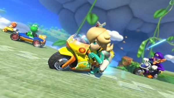 Mario Kart 8 en Wii U