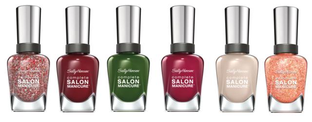 Preview Sally Hansen Designer Collection - limitierte Edition (LE) - September 2014