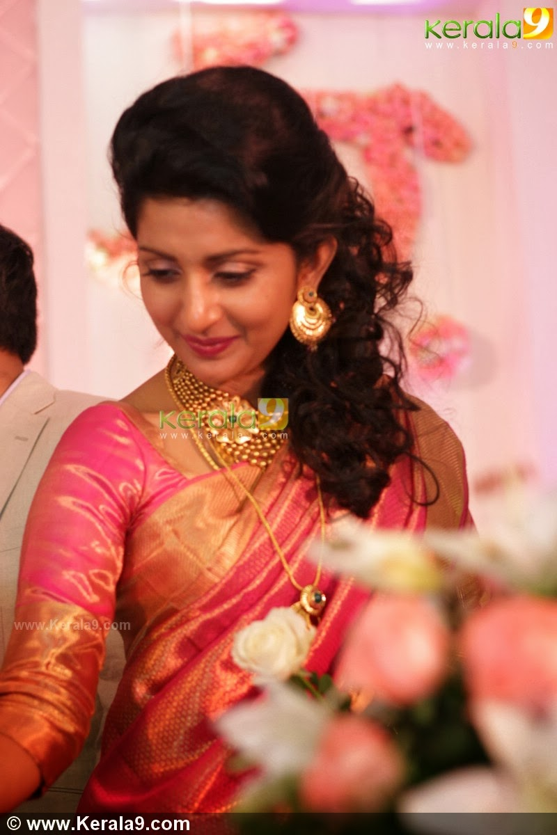 LATEST INDIAN WEDDING SILK SAREE,JEWELLERY,WEDDING HAIR STYLE: SOUTH INDIAN AND KERALA ACTRESS ...