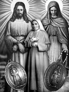 BLOG: Nuestra Señora de Las Lágrimas y Jesús Atado