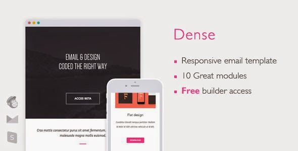 Best Responsive Email + Builder Access