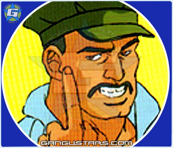 G.I.Joe Japan Takara タカラ G.I.ジョー 1986 Gung Ho ガンホー
