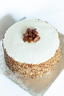 Brown Sugar Pecan Oi Cake