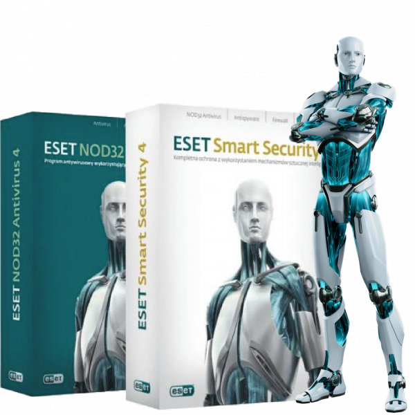 Cкачать торрент ESET NOD32 Antivirus & Smart Security 8.0.304.1 Final О
