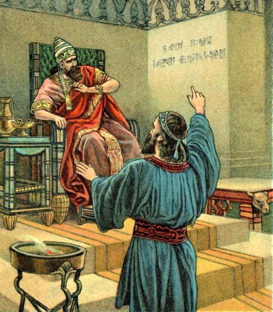 En Babilono doktoroj havis specialan vestaĵon