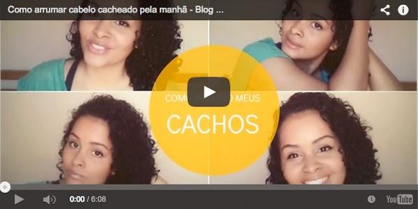 Blog Manual dos Cachos