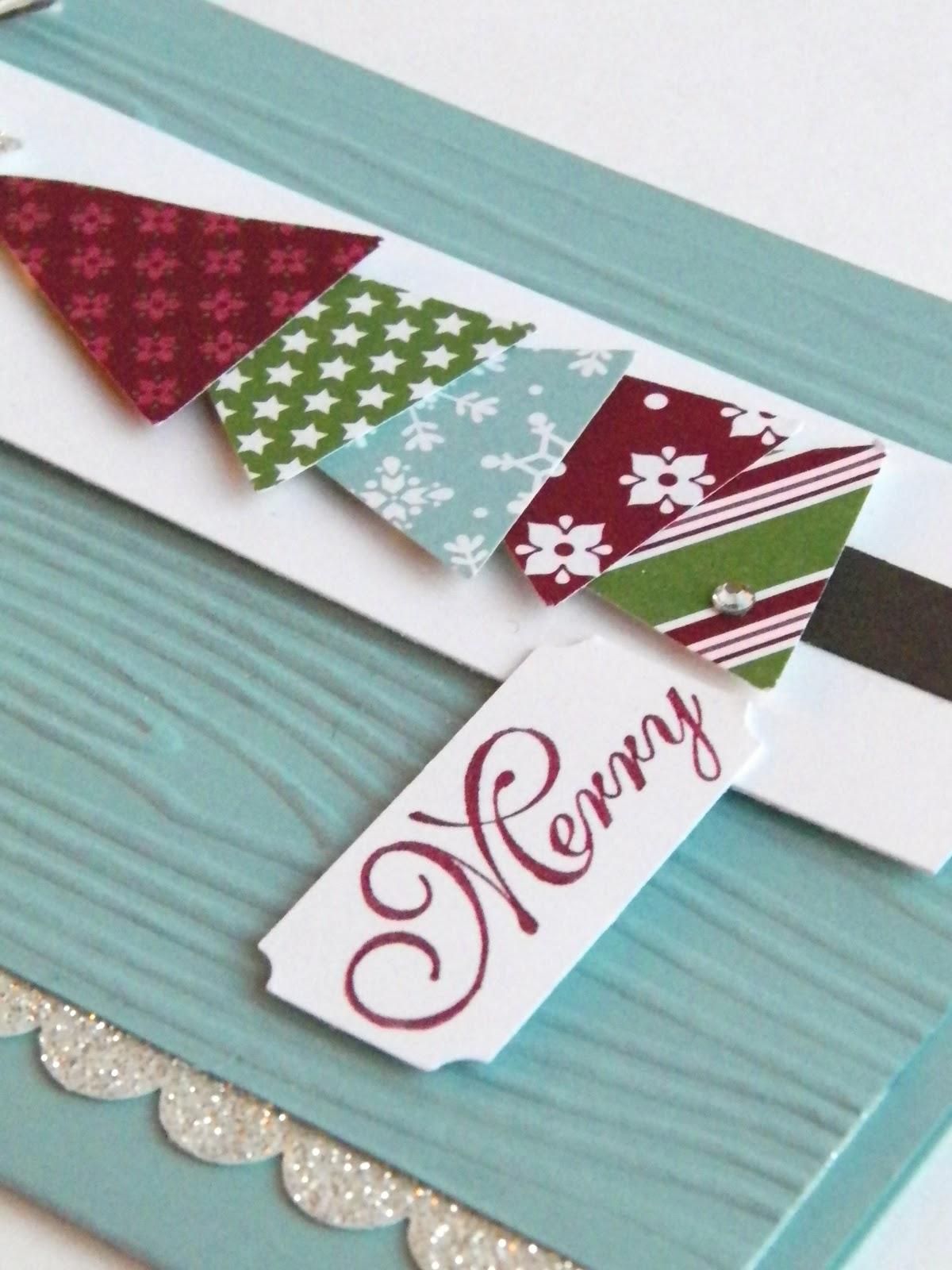 Stamp 2 linotte utilisez vos papiers imprim s pour vos cartes de voeux - Carte de noel fait main ...
