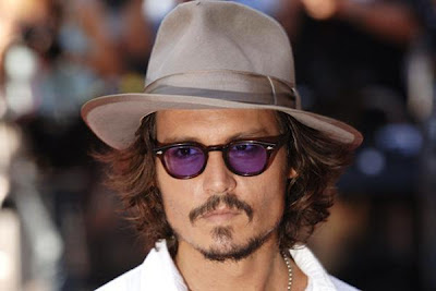 Johhny Depp in Lemtosh