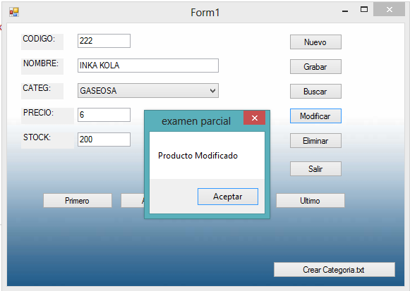 how to add text to a label in visual basic