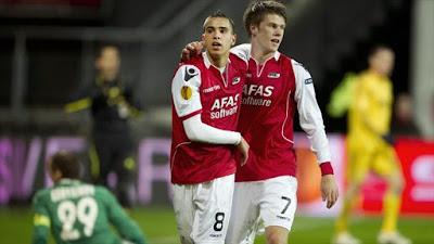 AZ Alkmaar 1 - 1 Metalist Kharkiv (1)