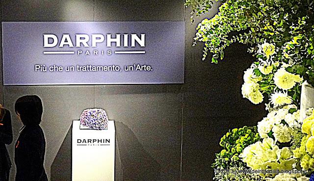 Darphin al TeaRose di Milano