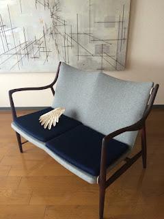 ロロ・ピアーナ 椅子張り生地