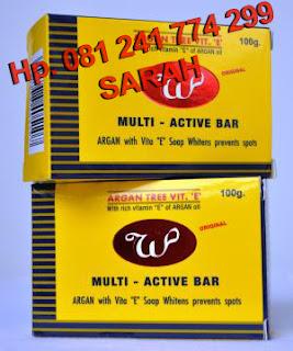 Multi Active Bar Sabun Mandi Kesehatan Terbaik