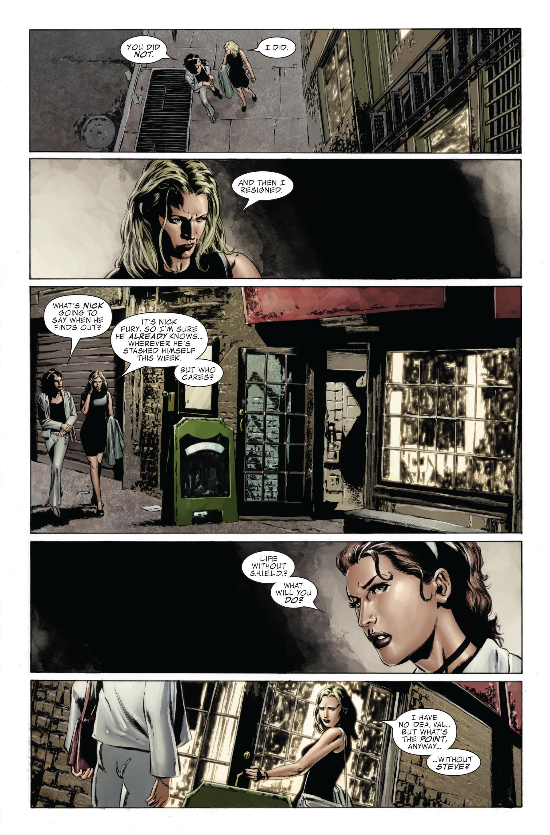 Captain America (2005) Issue #26 #26 - English 7