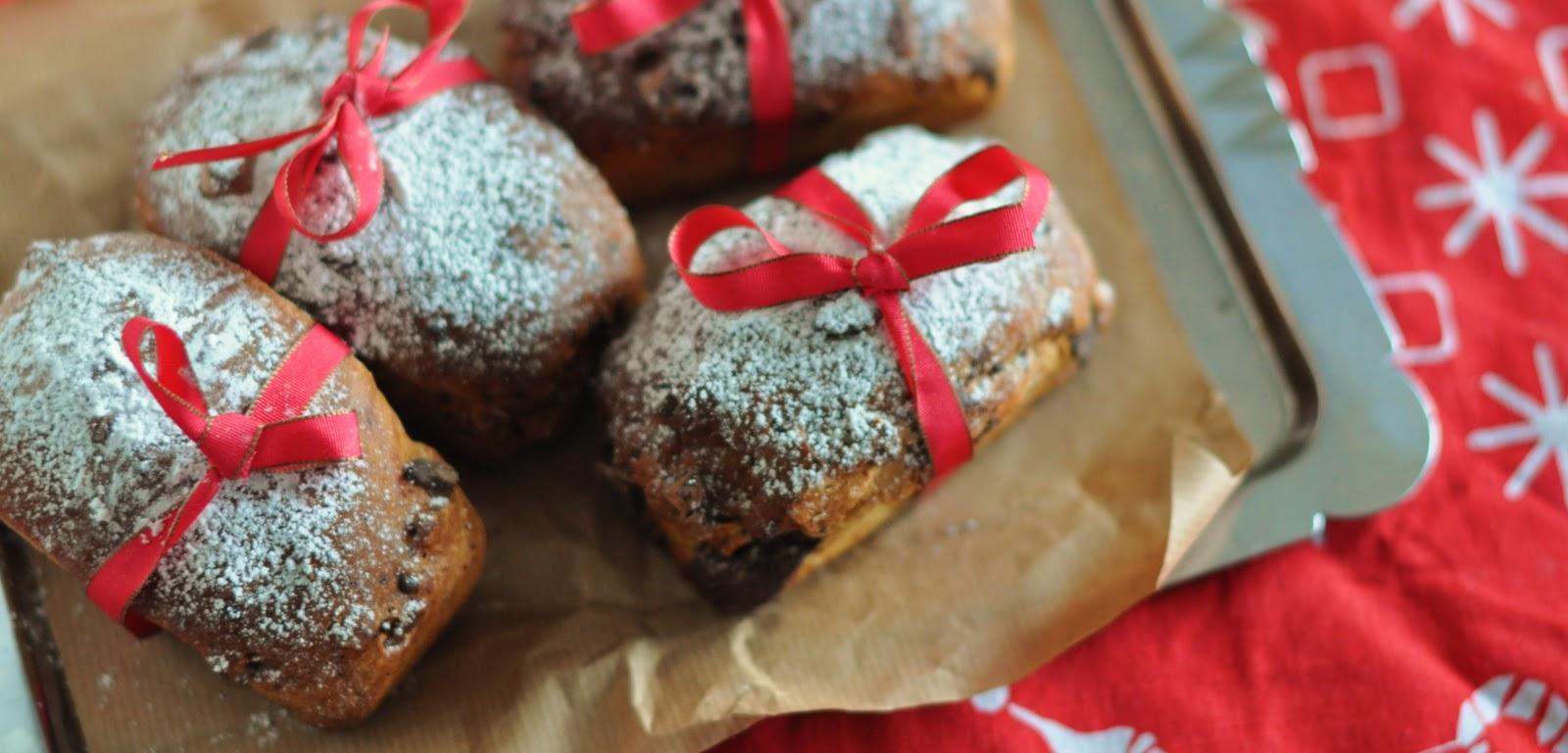 Stuff i make bake and love mini panettone easy edible for Edible christmas gifts to make in advance
