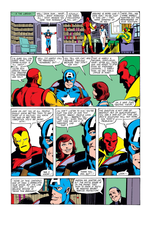 Captain America (1968) Issue #250 #165 - English 12