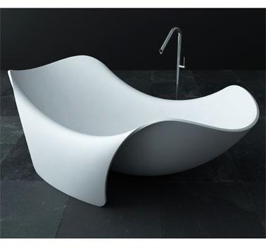 Вдохновляющая ванна Fl'eau от Joel Roberts