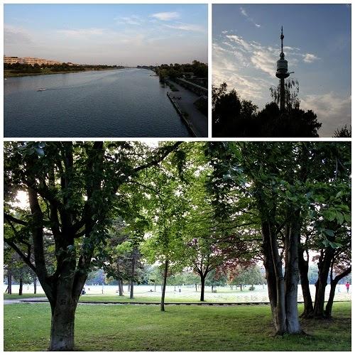 Donaupark (Parque del Danubio)