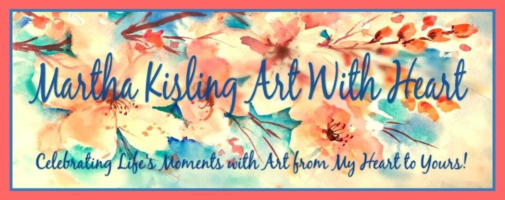 Martha Kisling Art With Heart