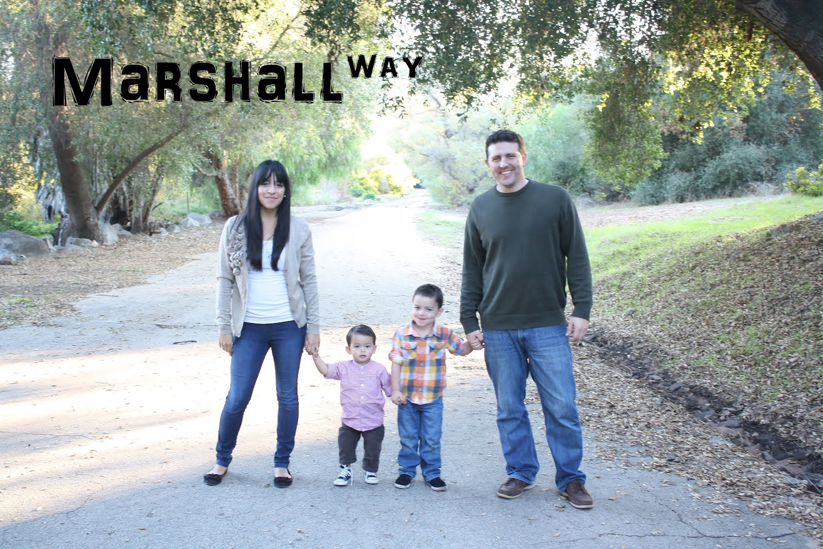 Marshall Way