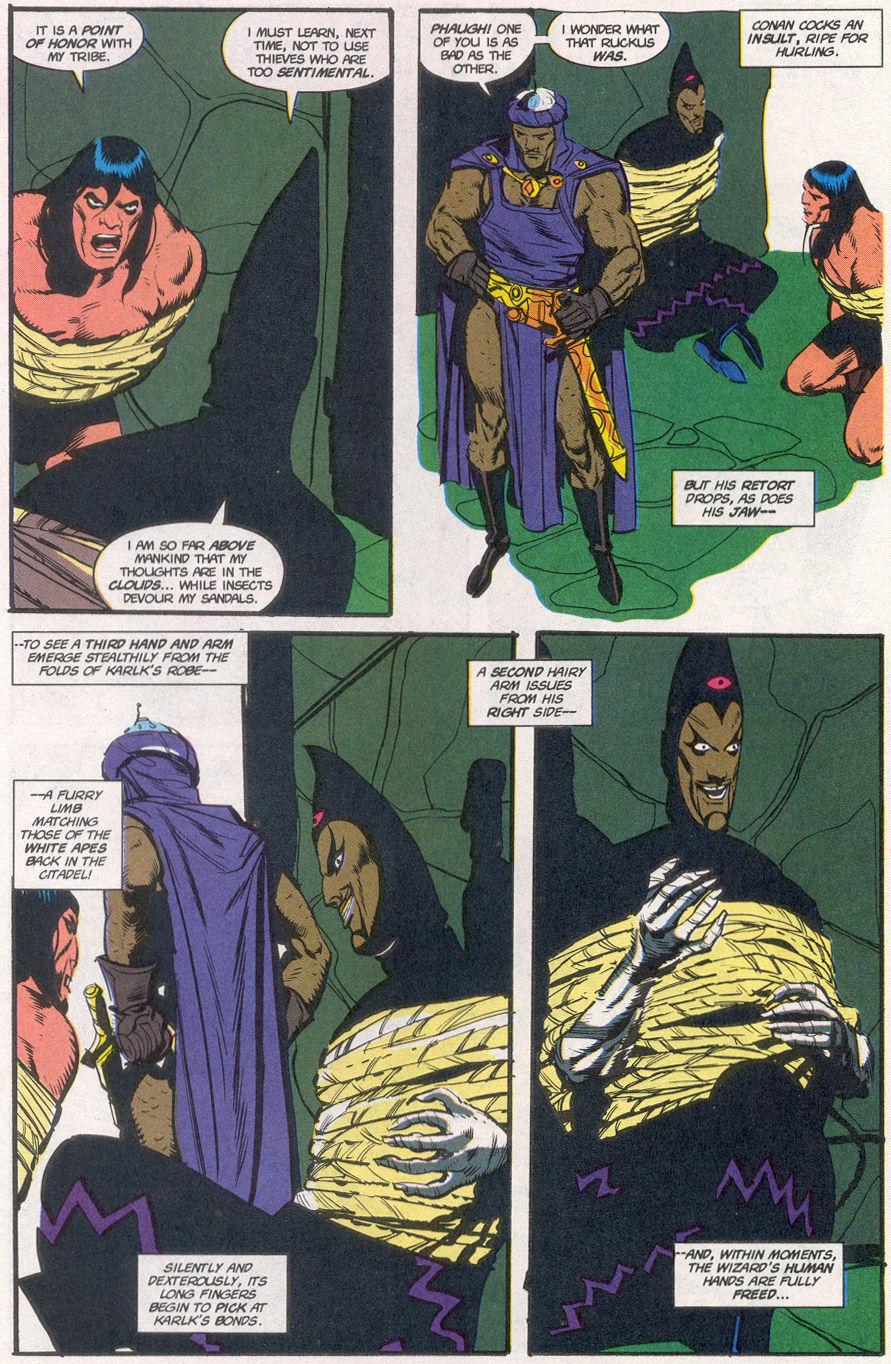 Conan the Barbarian (1970) Issue #265 #277 - English 11