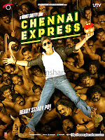 Chennai Express (2013) hindi movie, release date, cast and crew, stills