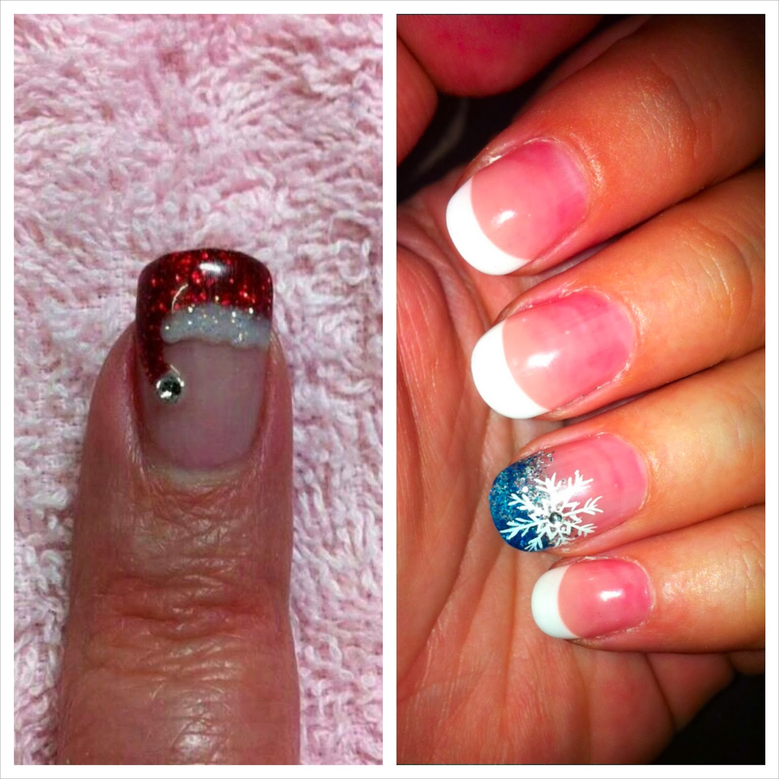 City Wit & Country Charm: Nails for the Holidays!