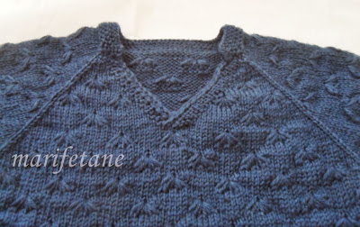 Knit Ornamental Stitch