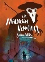 portada libro la maldicion veneciana