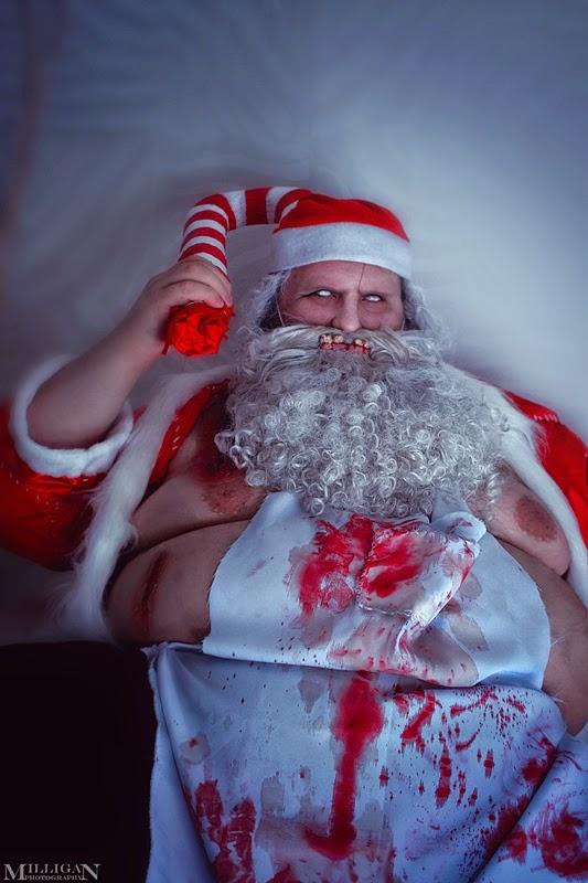 Dota 2 Cosplay Milligan's  Christmas