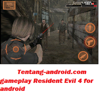 Resident Evil 4 Mod Apk + Data (Full Unlimited) Free Download