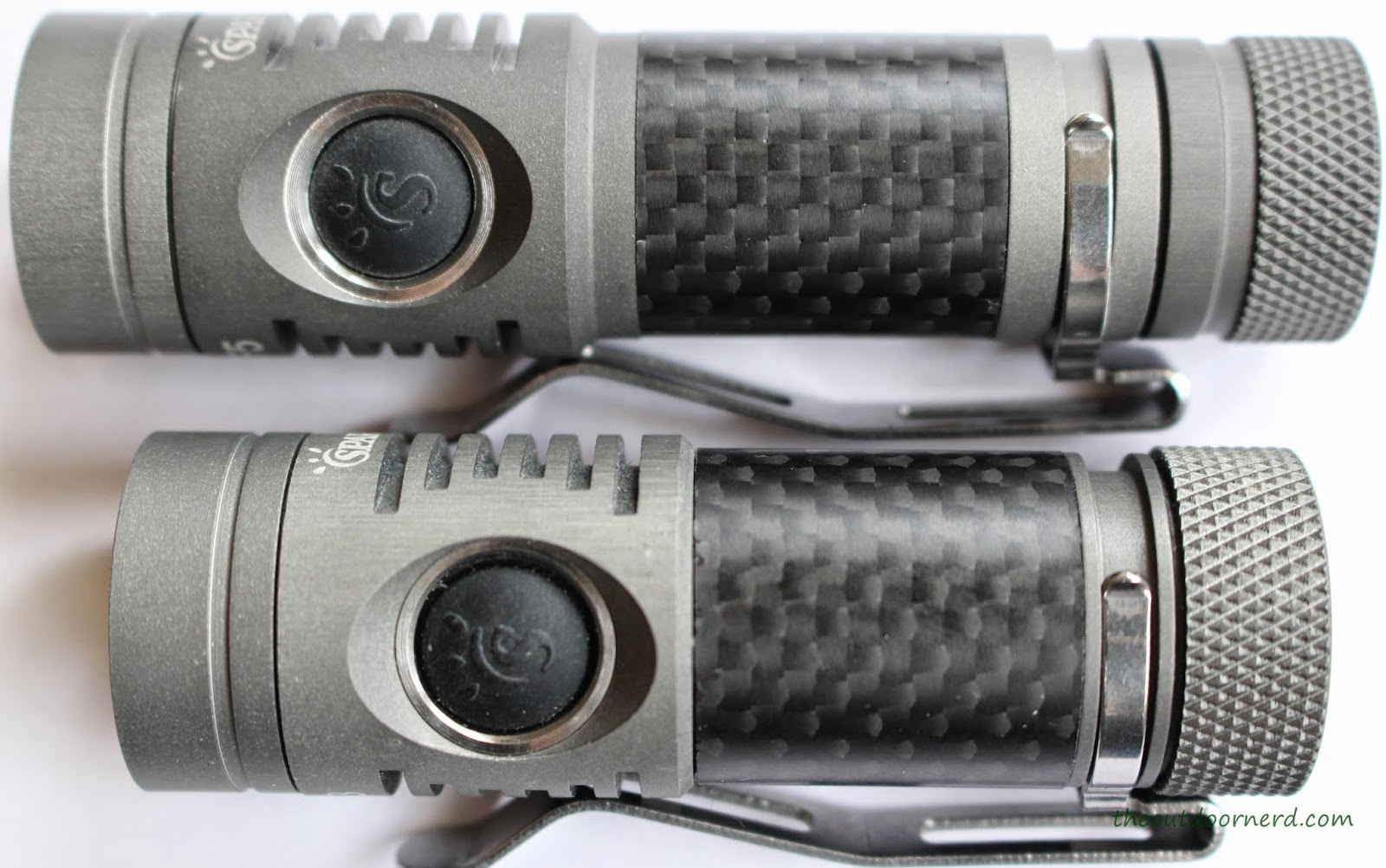 Spark SF3 1xCR123A Flashlight Product View 8
