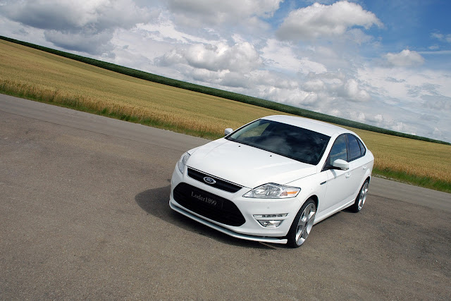 Ford, Road Nascar, Auto Reviews, Gallery, Sport Cars, Ford Mondeo,Mondeo Mk4, Loder 1899