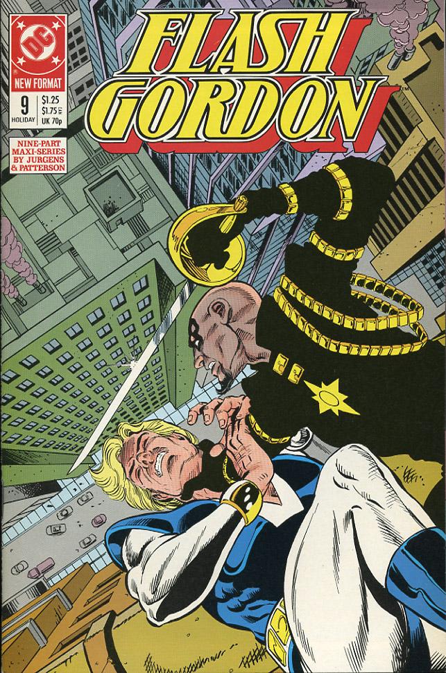 Flash Gordon (1988) 9 Page 1
