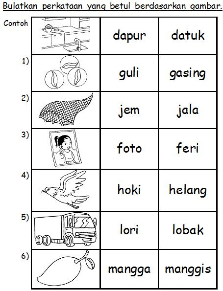 Pemulihan Khas Latihan Bahasa Malaysia
