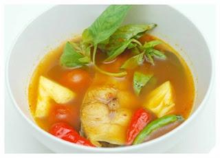 Cara Memasak Sup Ikan