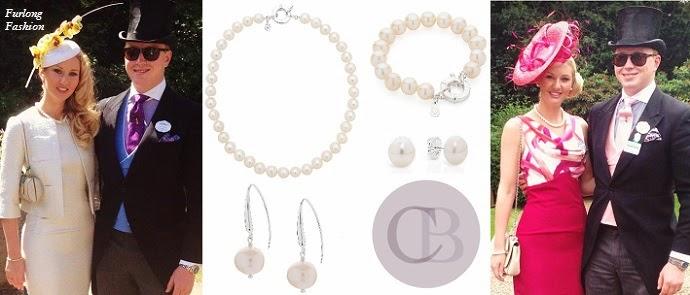 Claudia Bradby Pearls